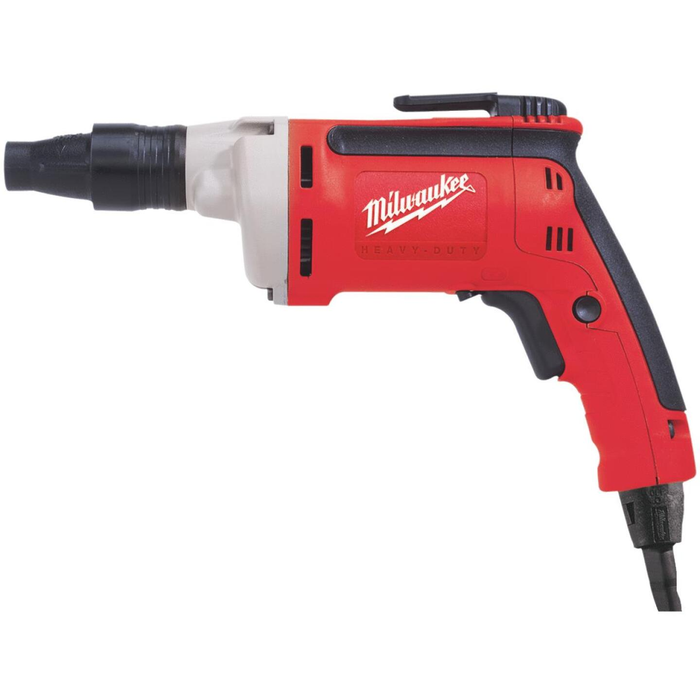 Milwaukee 5A/2500 rpm Electric Screwgun Image 1