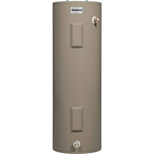 Reliance 40 Gal. Tall 6yr 4500/4500W Elements Electric Water Heater