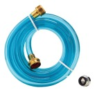 G. T. Water Drain King 10 Ft. Hose and Faucet Adapter Image 1