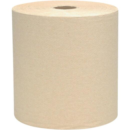 Kimberly Clark Scott Natural High-Footage Hard Roll Towel (12 Count)