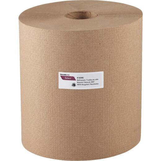 Cascades Pro Select Natural Hard Roll Towel (6 Count)