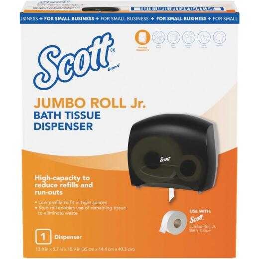Kimberly Clark Scott Jumbo Roll Jr. Toilet Tissue Dispenser