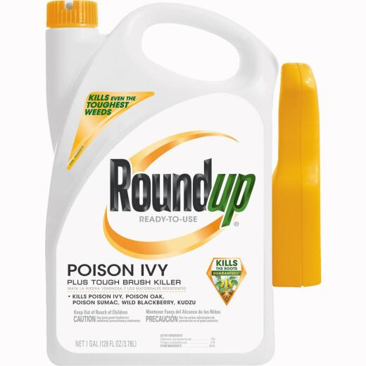 Roundup 1 Gal. Ready-To-Use Poison Oak & Ivy Killer