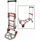 Milwaukee 300 Lb. Capacity 2-In-1 Hand Truck Image 1