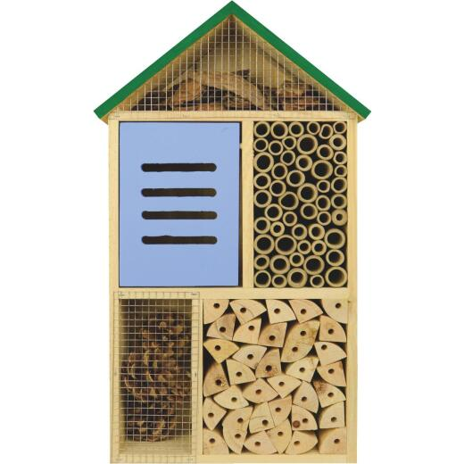 Nature's Way Deluxe Cedar Insect House