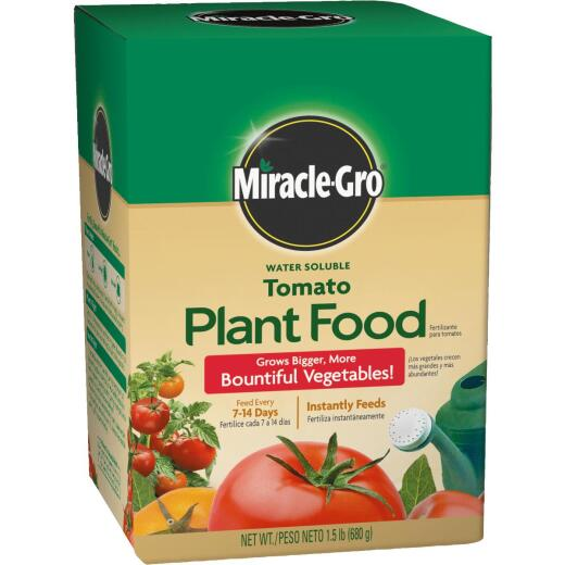 Miracle-Gro 1.5 Lb. 18-18-21 Tomato Dry Plant Food