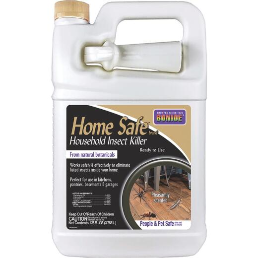Bonide Home Safe 1 Gal. Ready To Use Trigger Spray Natural Insect Killer