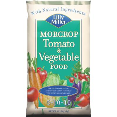 Lily Miller 16 Lb. 5-10-10 Tomato & Vegetable Dry Plant Food