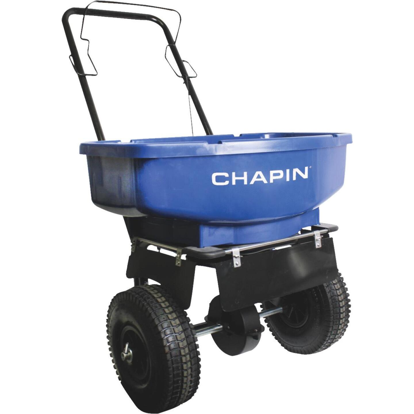 Chapin 80 Lb. Salt & Ice Melt Spreader Image 1
