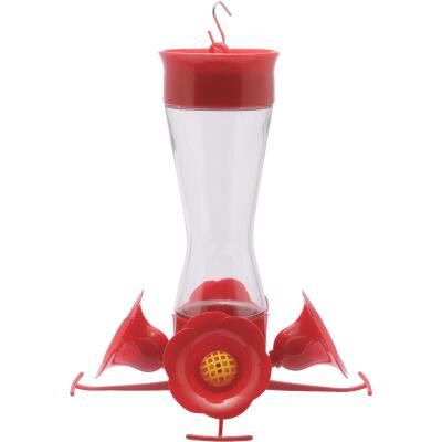Perky-Pet 8 Oz. Glass Hummingbird Feeder