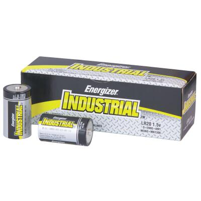 Energizer Industrial D Alkaline Battery