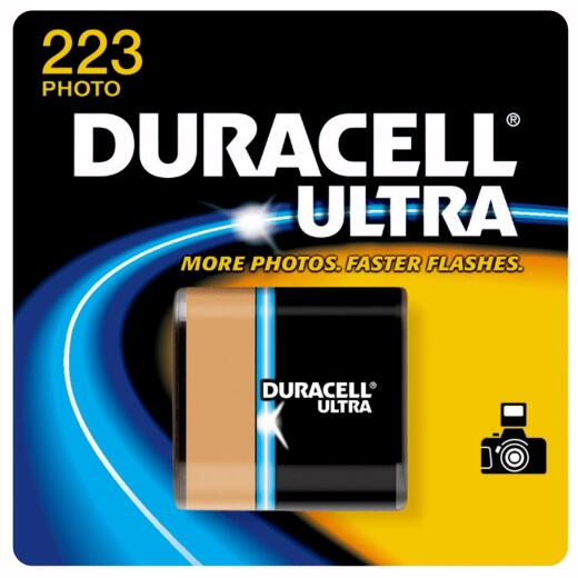 Duracell 223 Ultra Lithium Battery