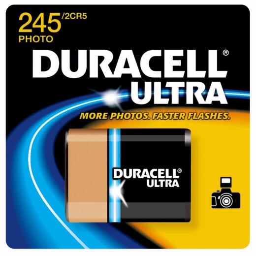 Duracell 245 Ultra Lithium Battery