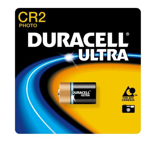 Duracell CR2 Ultra Lithium Battery